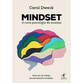 Mindset Livro Carol Dweck Frete 10 Reais