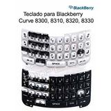 Teclado Keyboard Keypad Blackberry 8300 8310 8320 8330 Curve