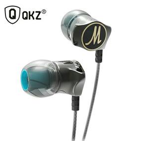 Qkz Dm7 De Metal Edição Limitada 3.5mm Pronto Para Entregar