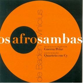 Cd Baden Powell - Afro - Sambas 1966