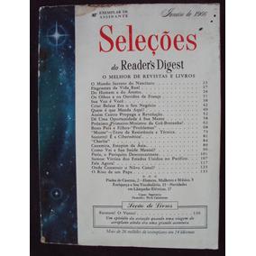 Revista Seleções - Numero 288 - 1966 - U