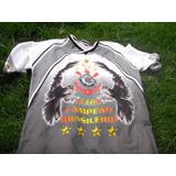 Camisa Do Corinthians Tetra Campeão Brasileiro
