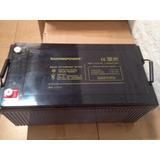 Bateria Gel 12v 230 Ah Ciclo Profundo Directo Importador!