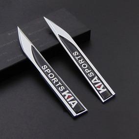 Emblema Lateral Kia Sport Spotage Picanto Cerato Soul Optima