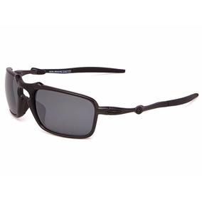 cb110e50c9 Culos Oakley Ferrari Badman Dark Carbon Iridium Polarizado - Óculos ...