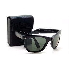fba1b1fb74e64 Óculos Original Ray Ban Folding Wayfarer Rb4105 601 54 20 3n ...