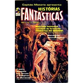 Histórias Fantásticas 3 (bloch-1977 ) - Histórias De Terror