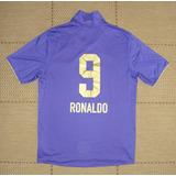 Camisa Original Corinthians 2008 Roxa #9 Ronaldo Fenômeno