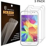 Sr. Escudo Para Samsung Galaxy Core Primer Premium Clear Pro