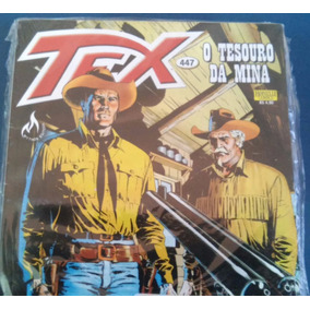 Tex Nº 447 - O Tesouro Da Mina