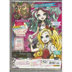 e06d9dd823 Revista Ever After High 02 Com Brinde - Panini Bonellihq L18