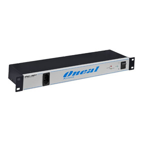 Regua De Energia Oneal Oac 801 8+1 Tomadas Linha Rack 19