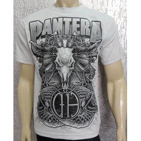 Pantera Camiseta - Camisetas Manga Curta para Masculino no Mercado ... 6b175bba1a7