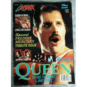 Revista Queen The Past... The Present&... What Future?