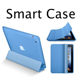 Kit Smart Cover P/ Ipad 2 3 4 + Capa Case Tampa Traseira