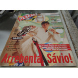 Revista Placar - 1109 - Nov. 1995 - Sávio Flamengo