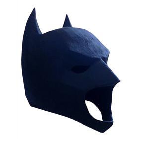Mascara De Papelao Batman Para Festa Infantil Festas No Mercado