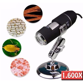 Microscópio Digital Usb 1600x Hd Pronta Entrega Garantia Nf