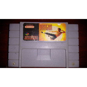dragon bruce lee snes