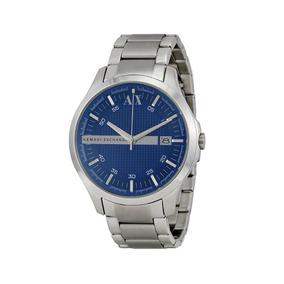 Reloj Armani Exchange Ax2132 Plateado Pm-7147983