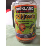 Vitamina En Gomitas Para Niños Marca Kirkland