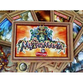 Cards - Elma Chips - Dracomania - Mythomania Lote 3 Peças