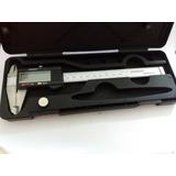 Calibre Digital Acero Inox 15cn Dig Grande +estuche +2pila $