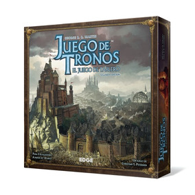 Game Of Thrones - Juego De Tronos En Español / Envio Gratis
