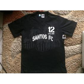acff273554 Sfc Camisetas Esporte Santos N - Camisetas e Blusas no Mercado Livre ...