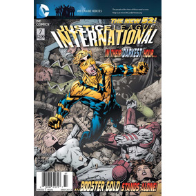 Dc Justice League International - The New 52 - Volume 7