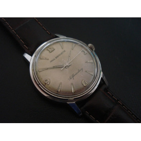 7fa14b42afd Relógio Paul Breguette By Ebel Pie Pan Suiço Antigo Coleção