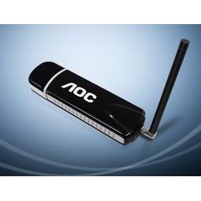 Connect Tv Digital Aoc - Receptor Para Computador Usb