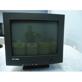 Monitor De Tubo Pro-view