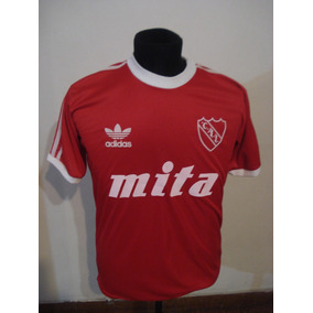 Camiseta Independiente Retro Bochini Nro 10 Mita Año 88-89
