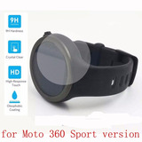 2 X Peliculas Vidro 9h Relogio Moto 360 Sport 2ª Geração 42m