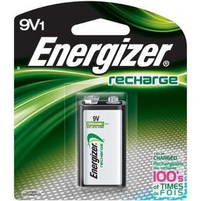 Pila Energizer Recargable 9v.