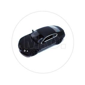 1:32 - Newray Bentley Continental Gt V8 - Preto Fosco