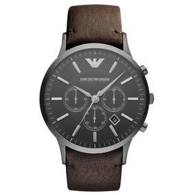 Relógio Emporio Armani Ar2462 Original + Caixa + 3 Anos De G