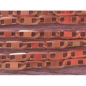 Colar Em Ouro 18k-750-8.7gramas-63cm.