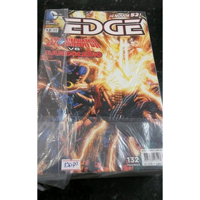 Hqs Edge - Vols 0 Ao 12 !!!