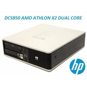 Cpu Hp Dc5850 Amd Athlon Dual Core 250 Hdd 2 Gb Ram