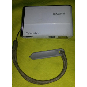 Sony Cyber-shot Dsc-t70 De 8.1 Mega Pixels, Usada.