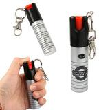 Spray Chaveiro 20ml + Lanterna Taser 100.000kv