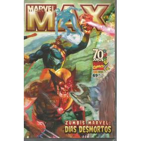 Marvel Max 69 - Panini - Bonellihq Cx17 I17