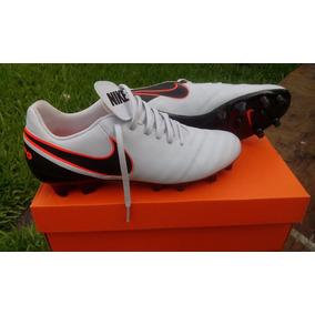 aa870057dcf4e Botines Nike Tiempo Ii Leather Fg . Oportunidad!