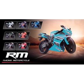 Moto Rm Sport Racing Motocycle Sortidas Roma Brinquedos