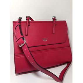 Bolsa Guess, Color Roja.