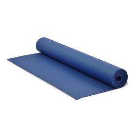 Tapete De Yoga   Yoga Mat 4mm Bodyfit Bf-spyop04-rey Azul 98d2d771284f