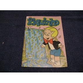 Gibi Riquinho Nº 6 - Editora Globo - Abril 1988