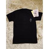 Camisa Masculina Personalizada Cacto - Preta | Frete Grátis